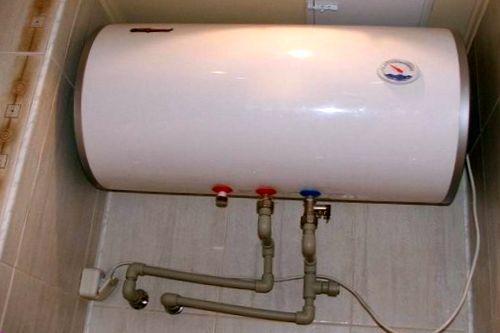 Как установить водонагреватель?