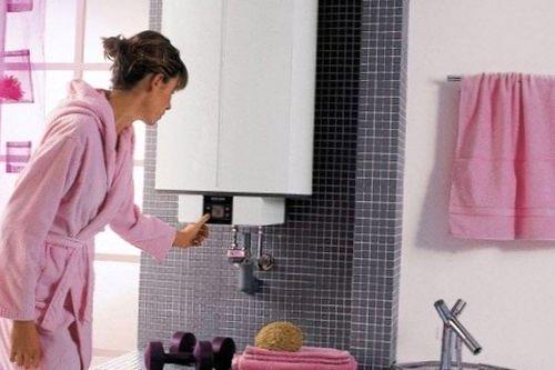 Какая мощность должна быть у водонагревателя?