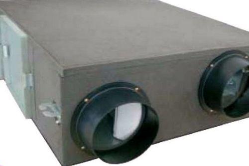 Канальная приточно-вытяжная установка FHBQ-D10-K