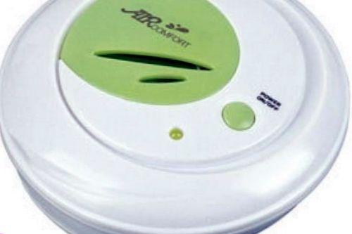 Очистители воздуха со сменными фильтрами