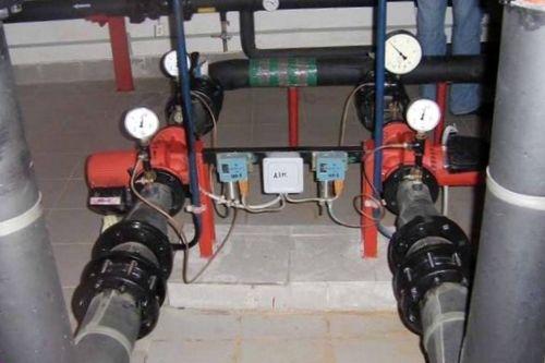 Тепловая сеть: оборудование