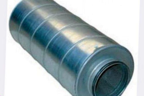 Трубчатый шумоглушитель для вентиляции