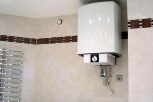 Установка водонагревателя своими руками: что делать?