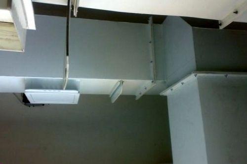 Вентиляционное оборудование для складских помещений