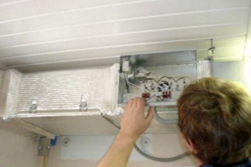 Вентиляционные установки в квартире