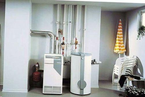 Виды теплового оборудования в системах централизованного теплоснабжения