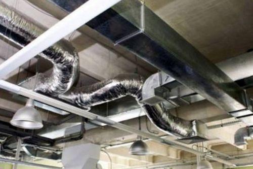 Характеристики автономной системы вентиляции