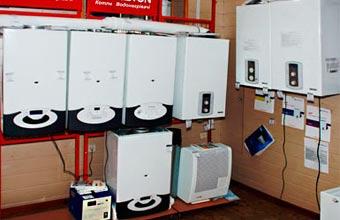 Выбор газового котла отопления